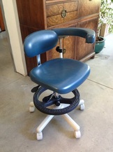 Used Procedure Chairs w/back & arm rest