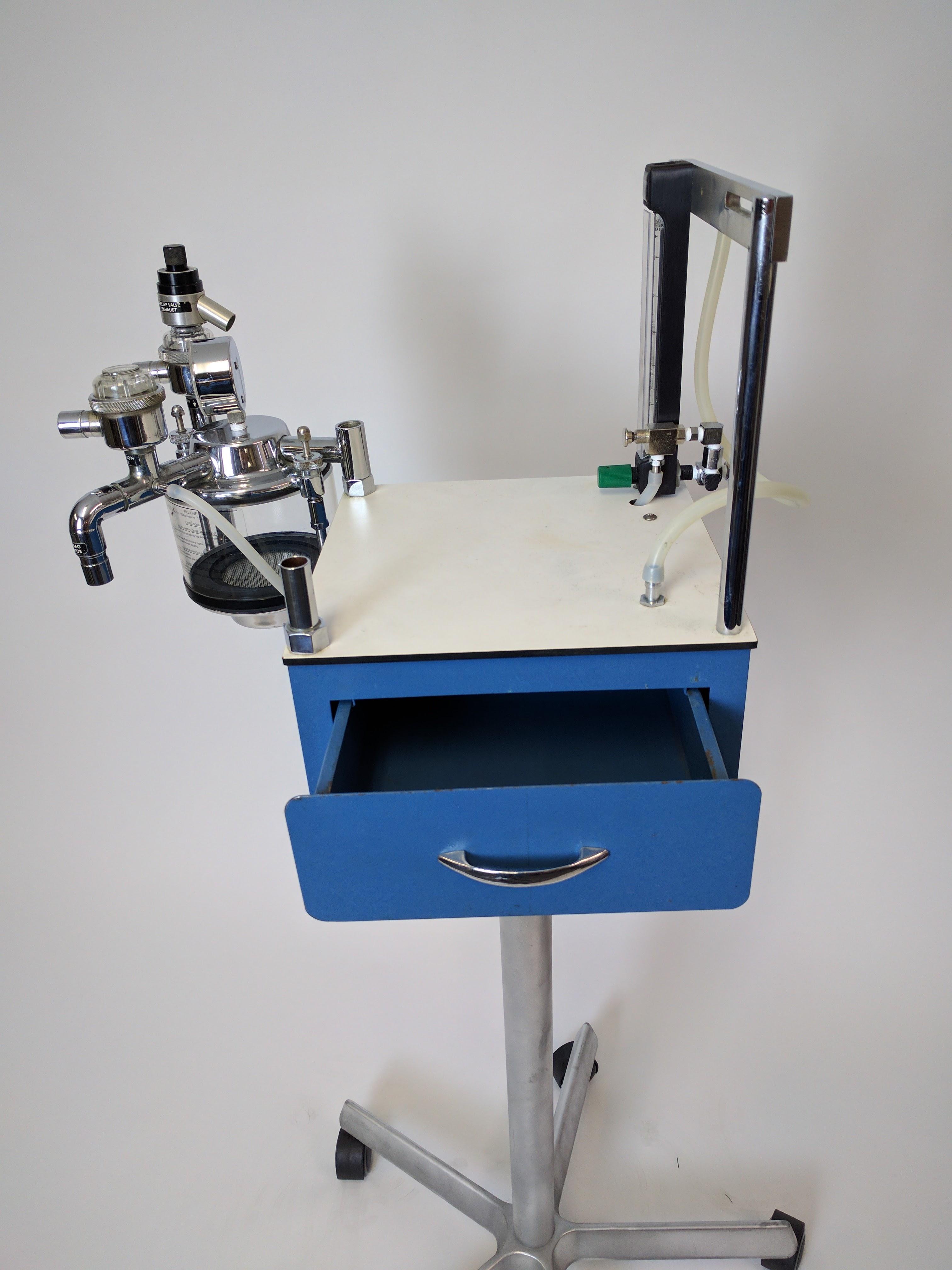 Matrx Spartan Vmc Gas Anesthesia Machine Veen America