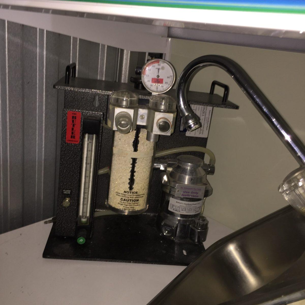 Butler Anesthesia Veen America Veterinary Equipment